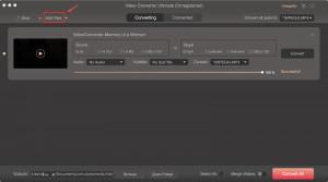 DumpMedia Video Converter - náhled