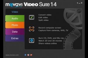Movavi VideoSuite - náhled