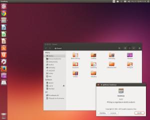 Ubuntu - náhled