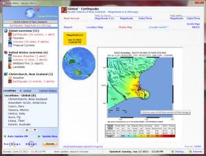 Earth Alerts  - náhled