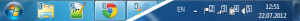7+ Taskbar Numberer - náhled