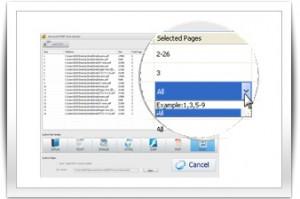 PDFMate Free PDF Converter - náhled