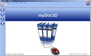 myDoc3D - náhled