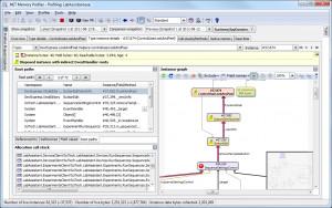 .NET Memory Profiler  - náhled