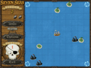 Seven Seas - náhled