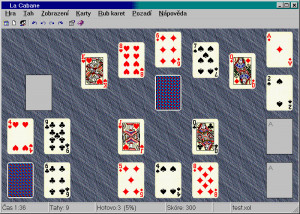 XM Solitaire - náhled