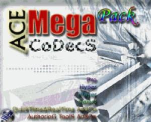 ACE Mega CoDecS Pack - náhled