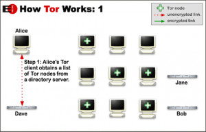 Tor - náhled