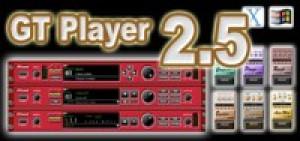 DSound GT Player - náhled