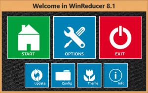 WinReducer 8.1 - náhled