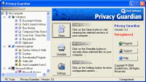 Privacy Guardian - náhled