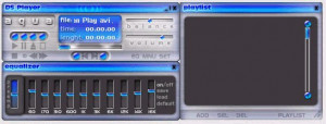 DSPlayer - náhled