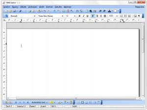 HERI Editor - náhled