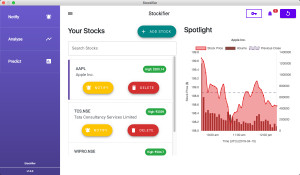 Stockifier - náhled