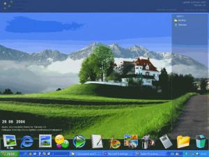 Talisman Desktop - náhled