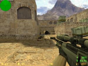 Counter-Strike Patch - náhled