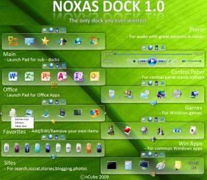 Noxas Dock - náhled