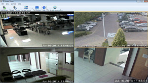 IP Camera Viewer - náhled