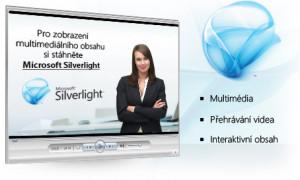 Microsoft Silverlight - náhled