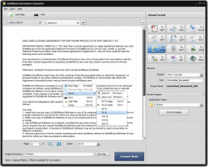 Soft4Boost Document Converter - náhled