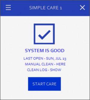 Simple Care - náhled