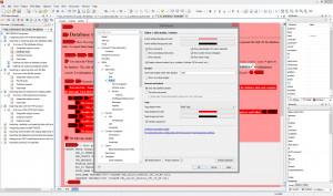 oXygen XML Author - náhled