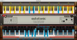 AutoTonic - náhled