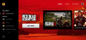 Rockstar Games Launcher - náhled