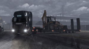 Scania Truck Driving Simulator - náhled