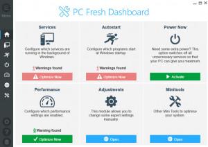 PC Fresh - náhled