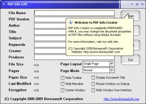 PDF Info - náhled