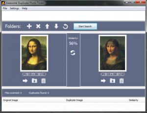 Duplicate Photo Finder  - náhled