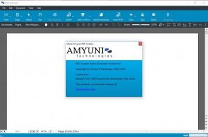Amyuni PDF Suite - náhled