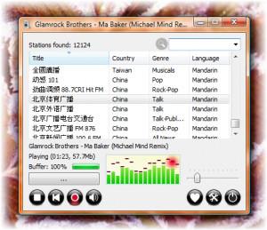 Radio Sure - náhled