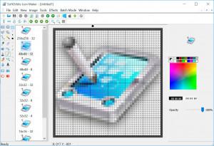 SoftOrbits Icon Maker - náhled