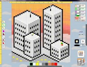 Pixel Proof - náhled