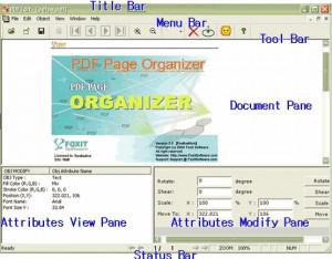 Foxit PDF Editor - náhled