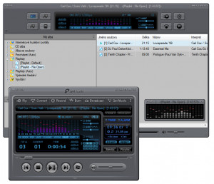 JetAudio - náhled