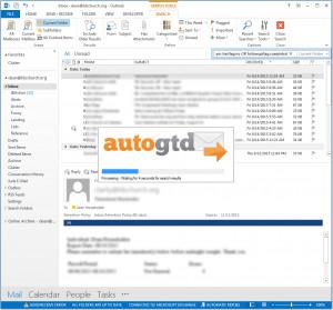 AutoGTD - náhled