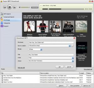 Super MP3 Download - náhled