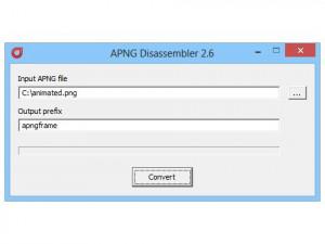 APNG Disassembler - náhled