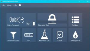 Dalenryder Password Generator - náhled