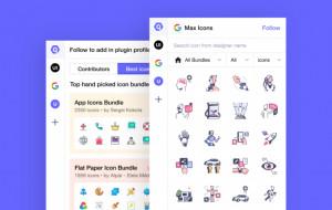 Iconscout Desktop App - náhled