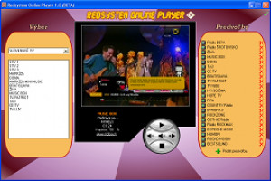 Redsystem Online Player - náhled