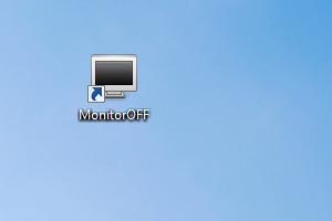 MonitorOFF - náhled
