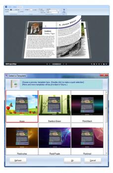 Free PDF to Flash - náhled