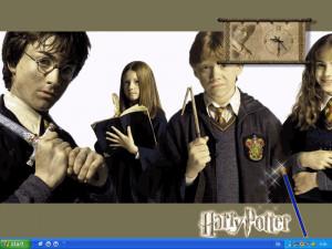 Harry Potter Clock - náhled