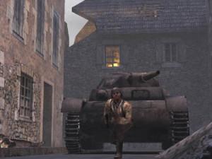Return to Castle Wolfenstein - náhled
