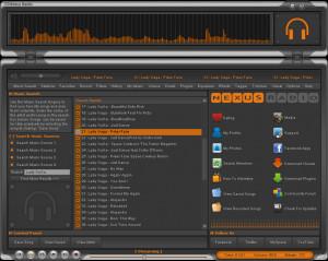 Nexus Radio - náhled