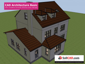 CAD Architecture - náhled
